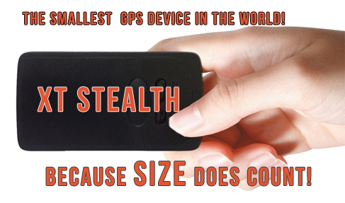 XT Stealth Tracking Device